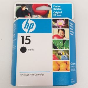 Hewlett Packard  BLACK 15
